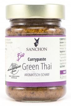 Bio Currypaste Green Thai, 190 g