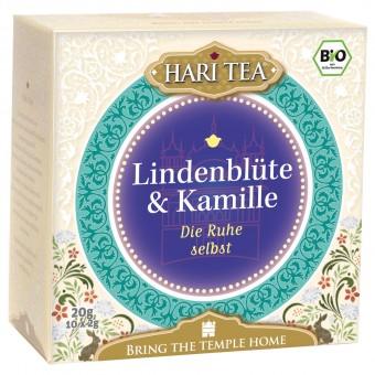 Bio Lindenblüte & Kamille Teemischung, 20 g