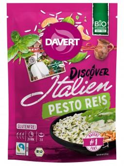 Bio Discover Italien Pesto Reis, 125 g