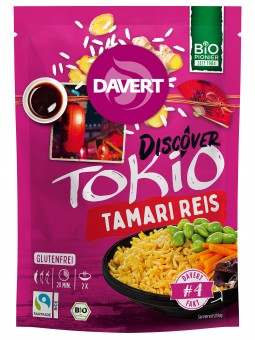 Bio Discover Tokio Tamari Reis, 125 g