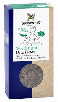 Bio Wieder gut - Dita Detox Gewürzmischung, 30 g