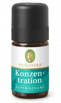 Duftmischung Konzentration (konventionell), 5 ml