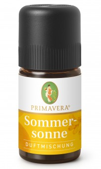 Duftmischung Sommersonne (konventionell), 5 ml