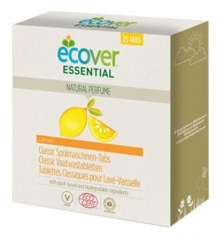 Essential Classic Spülmaschinen-Tabs Zitrone, 500 g