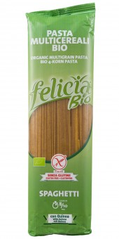 Bio 4-Korn Spaghetti, glutenfrei, 500 g