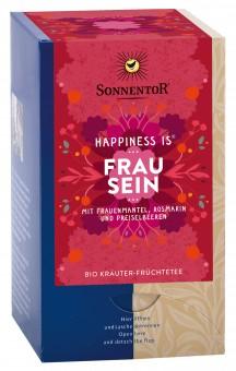 "Bio Teemischung ""Happiness is Frau sein"", 30,6 g"