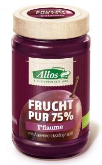 Bio Frucht pur Pflaume, 250 g