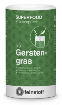 Bio Gerstengras Pulver, 125 g