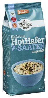 Bio Hot Hafer 7-Saaten, 400 g