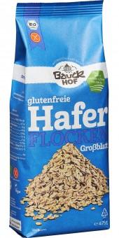 Bio Haferflocken Großblatt, glutenfrei, 475 g