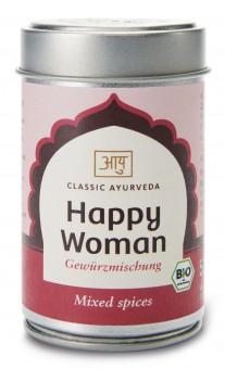 Bio Happy Woman Gewürzmischung, 50 g