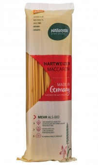 Bio Maccaroni lang, Hartweizen hell, demeter, 500 g