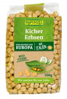 Bio Kichererbsen, 500 g