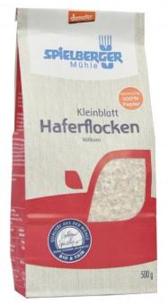 Bio Haferflocken Kleinblatt, 500 g 500g