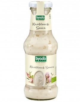 Bio Knoblauch Sauce, 250 ml