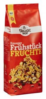 Bio Knusperfrühstück Früchte, glutenfrei, 325 g