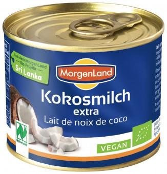 Bio Kokosmilch extra, 200 ml