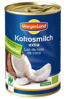 Bio Kokosmilch extra, 400 ml