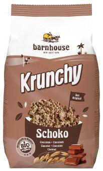 Bio Krunchy Schoko, 375 g