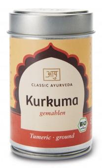 Bio Kurkuma gemahlen, 50 g