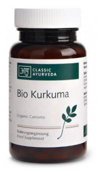 Bio Kurkuma (180 Kapseln), 87 g