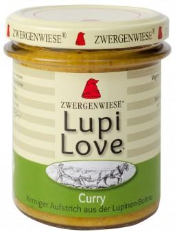 Bio Curry Aufstrich Lupi Love, 165 g