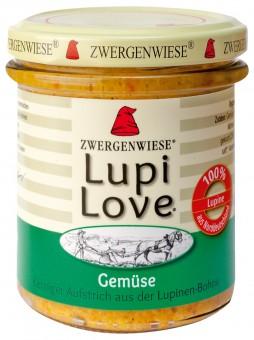 Bio Gemüse Aufstrich Lupi Love, 165 g