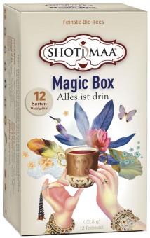 Bio Magic Box Teemischung, 23,8 g
