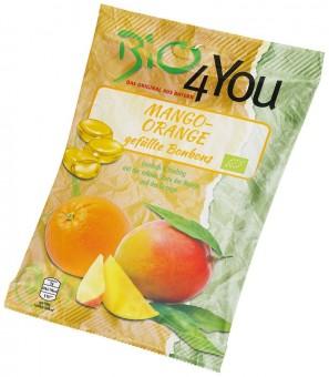 Bio Bonbon Mango-Orange, 75 g