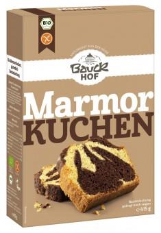 Bio Marmorkuchen Backmischung, glutenfrei, 415 g