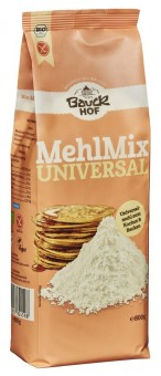 Bio Mehl-Mix Universal, glutenfrei, 800 g