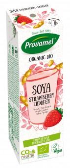 Bio Sojadrink Erdbeer, 250 ml
