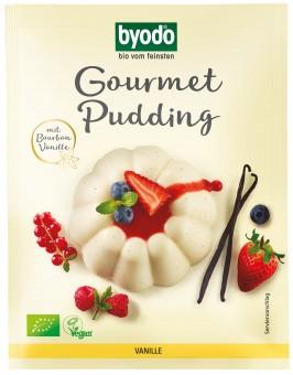 Bio Gourmetpudding Vanille, 36 g