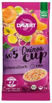 Bio Quinoa-Cup Orientalisch, 65 g