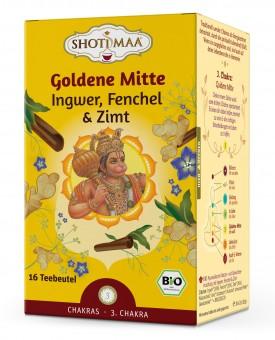 Bio Goldene Mitte Teemischung, 32 g