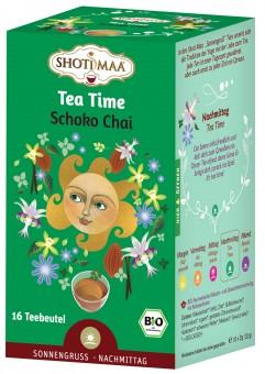 Bio Tea Time Teemischung, 32 g