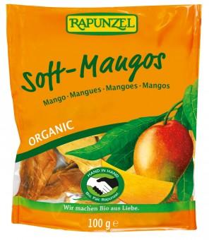 Bio Soft-Mangos, 100 g
