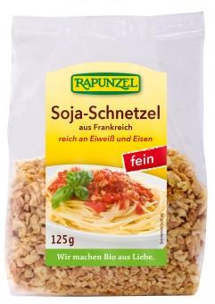 Bio Soja-Schnetzel fein, 125 g