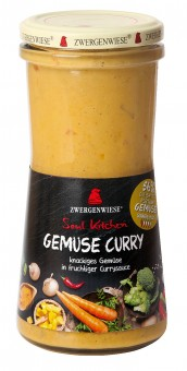 Bio Soul Kitchen Gemüse Curry, 420 ml