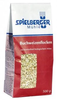 Bio Buchweizenflocken, 500 g