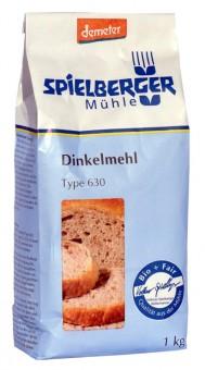 Bio Dinkelmehl Type 630, 1 kg