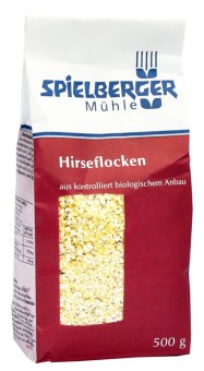 Bio Hirseflocken, 500 g