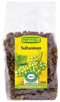 Bio Sultaninen, 500g