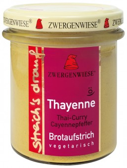 Bio Thayenne streich's drauf, 160 g