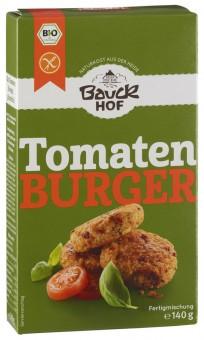 Bio Tomatenburger-Mischung, glutenfrei, 140 g