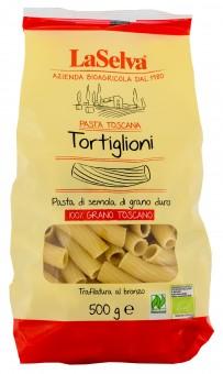 Bio Tortiglioni - Nudeln aus Hartweizengrieß, 500 g