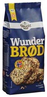 Bio Wunderbrod Backmischung, glutenfrei, 600 g