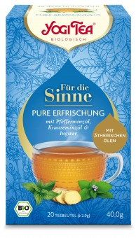 Bio Für die Sinne - Pure Erfrischung Teemischung, 40 g