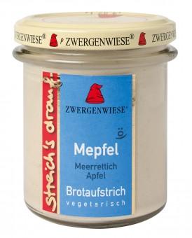 Bio Mepfel (Meerrettich Apfel) streich's drauf, 160 g