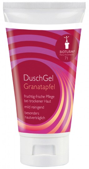 DuschGel Granatapfel Nr. 71, 150 ml